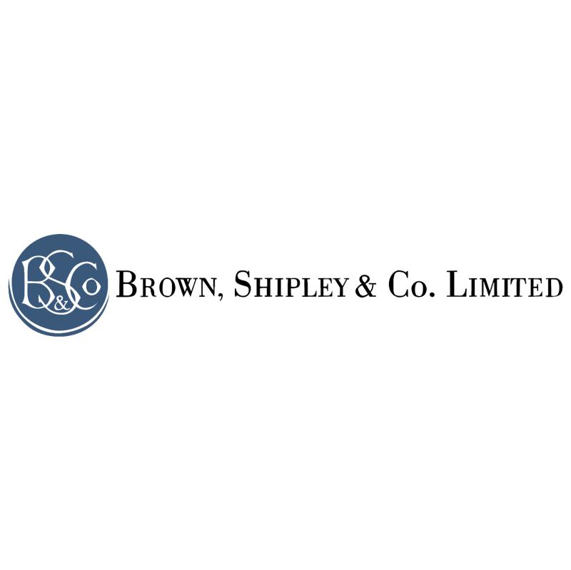 Brown, Shipley & Co Ltd 32800 vector logo