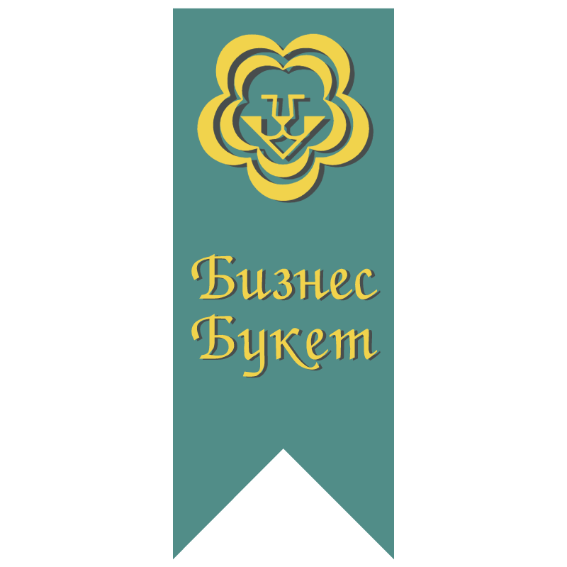 Business Bouquet vector logo