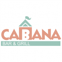 Cabana Bar & Grill vector