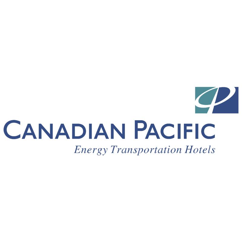 Canadian Pacific vector logo