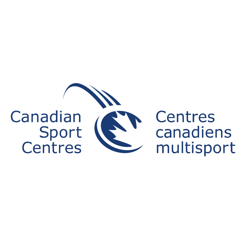 Canadian Sport Centres vector logo