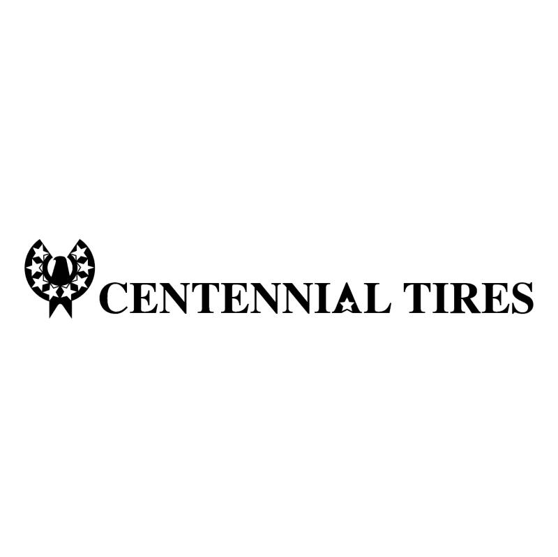Centennial Tires vector