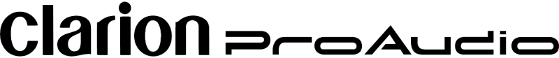 CLARION PRO AUDIO vector