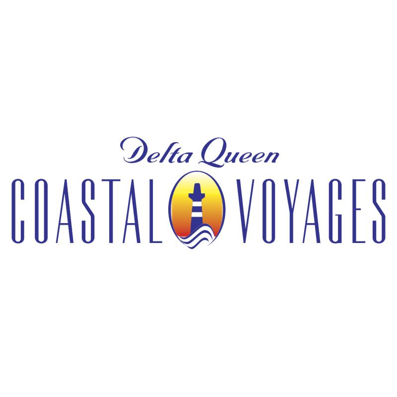 Coastal Voyages vector logo