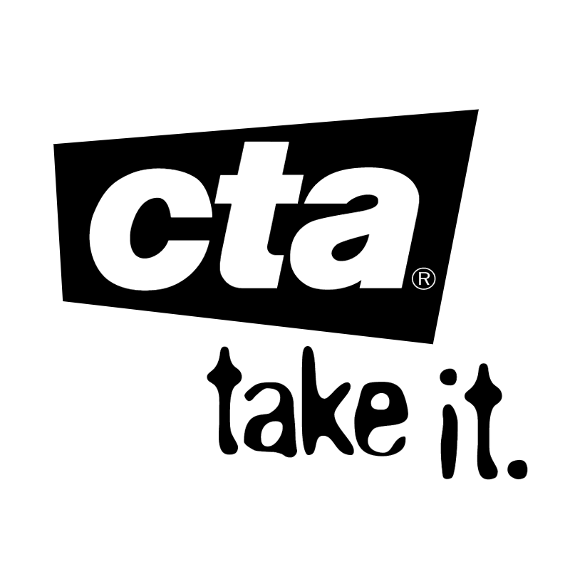 CTA take it vector