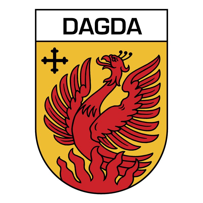 Dagda vector logo