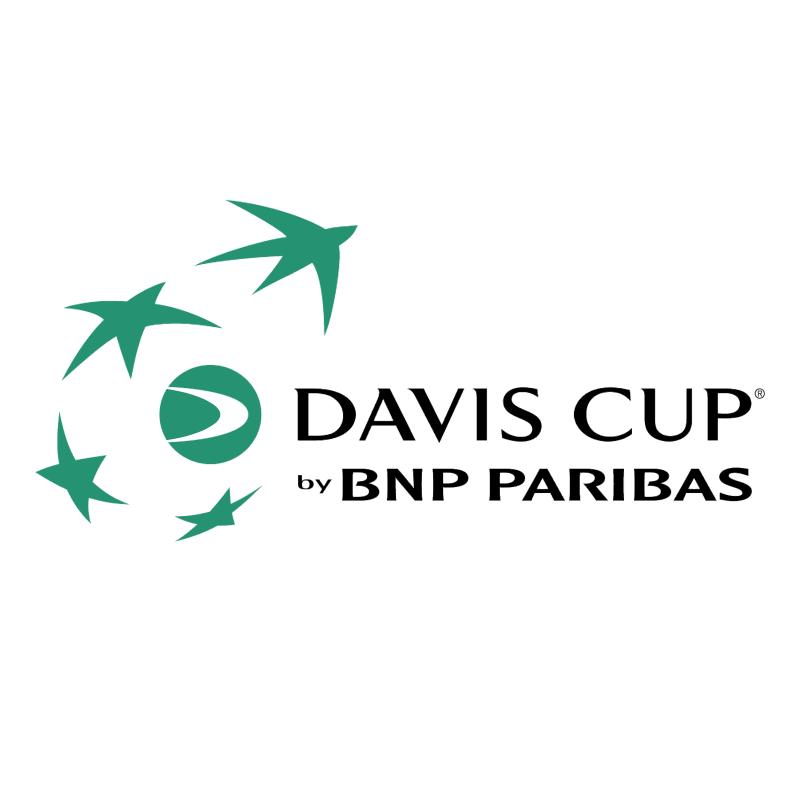 Davis Cup by BNP Paribas vector