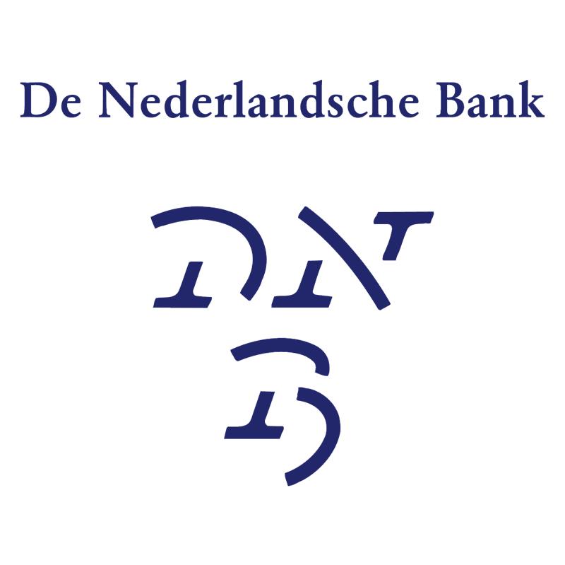 De Nederlandsche Bank vector