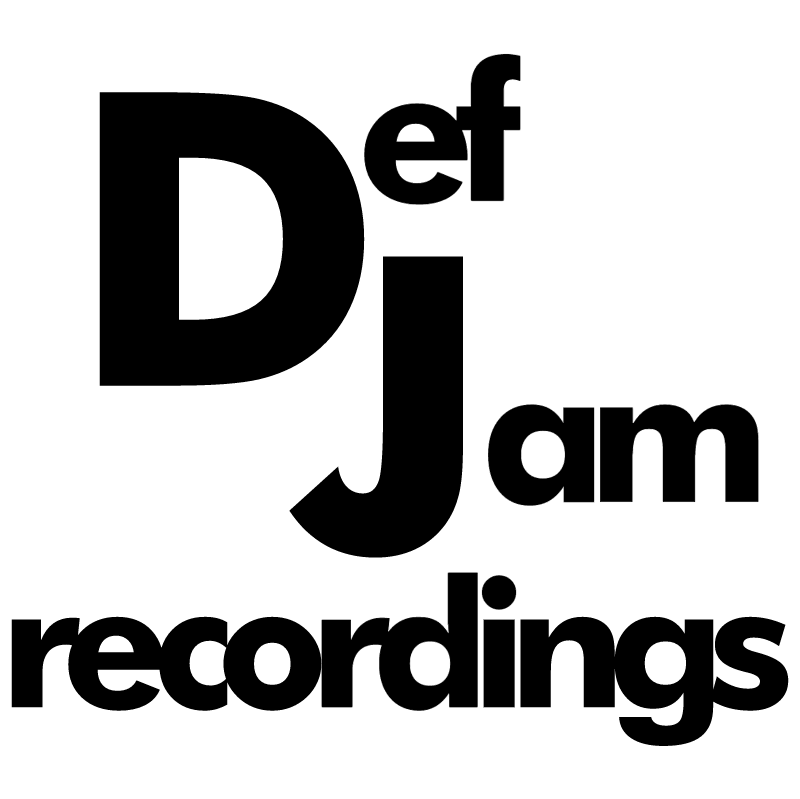 Def Jam Recordings vector