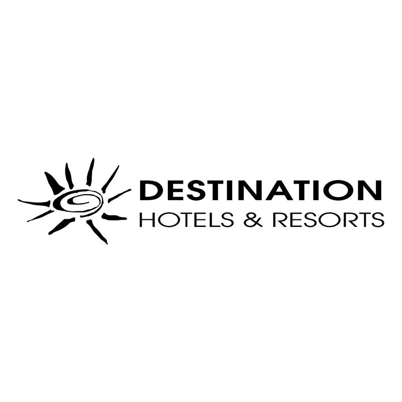 Destination vector logo