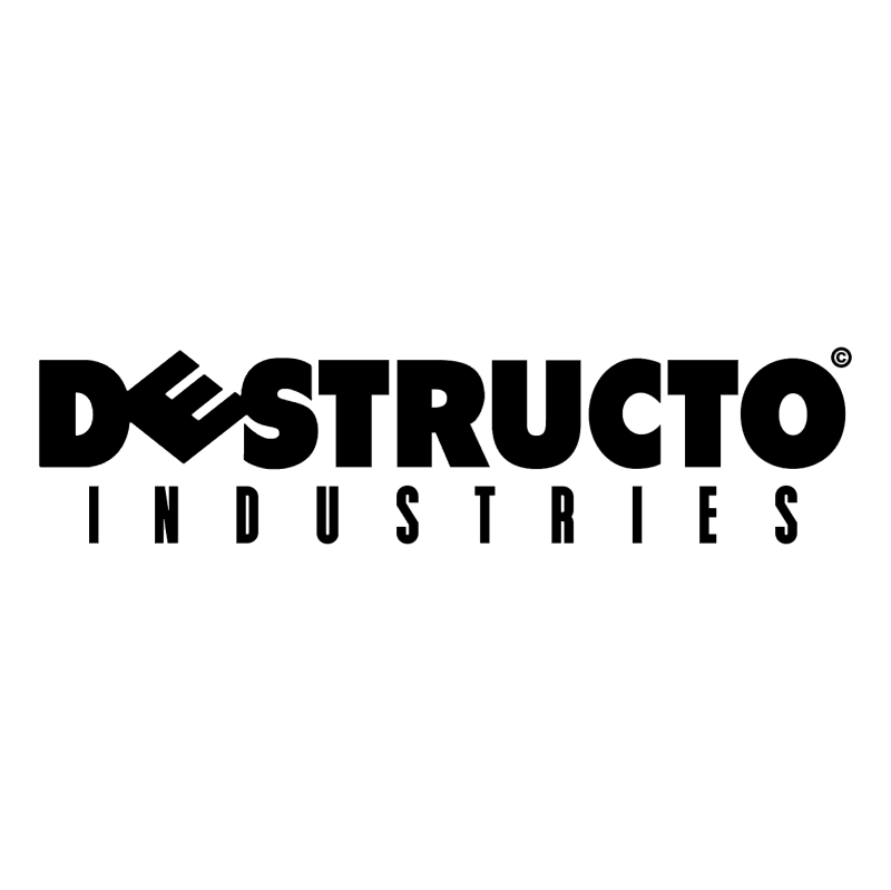 Destructo Industries vector