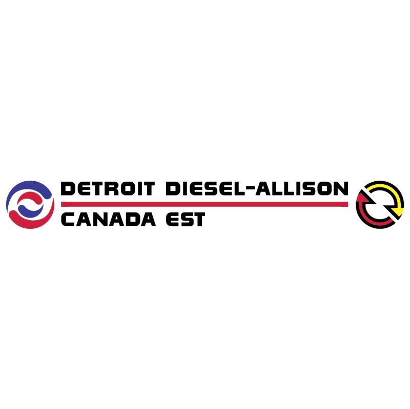 Detroit Diesel Allison vector