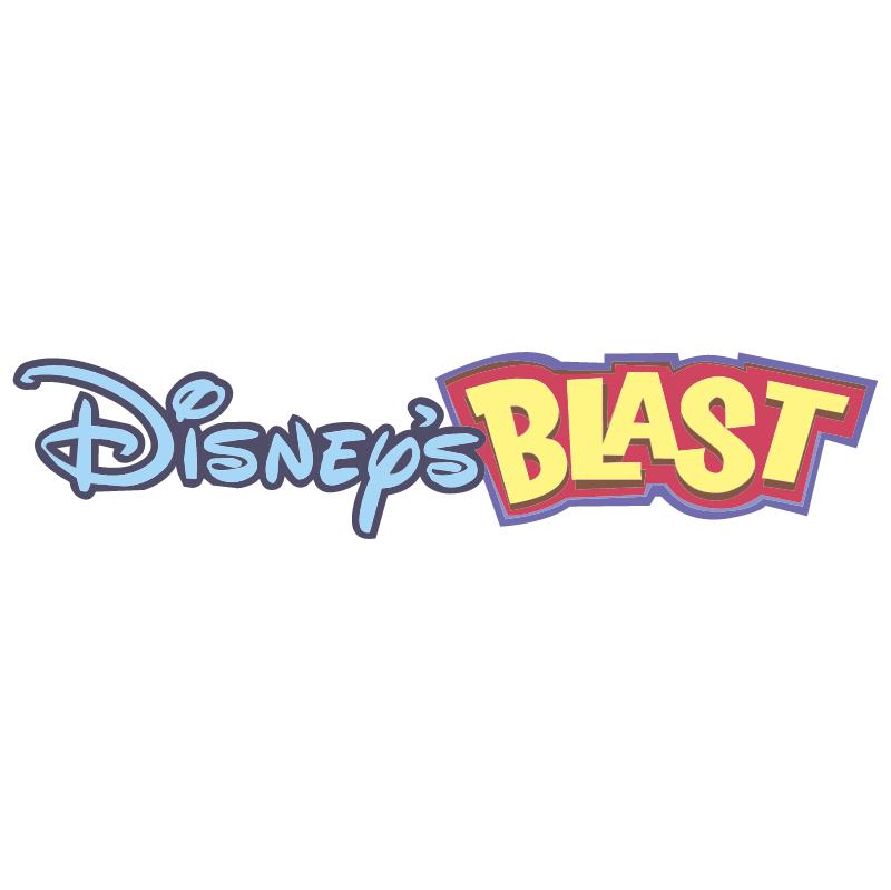 Disney's Blast vector