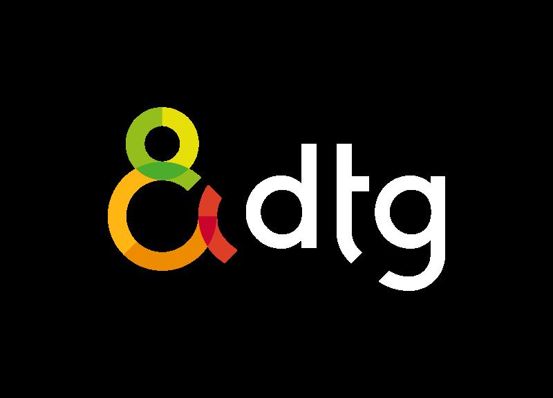 DTG diapositive vector
