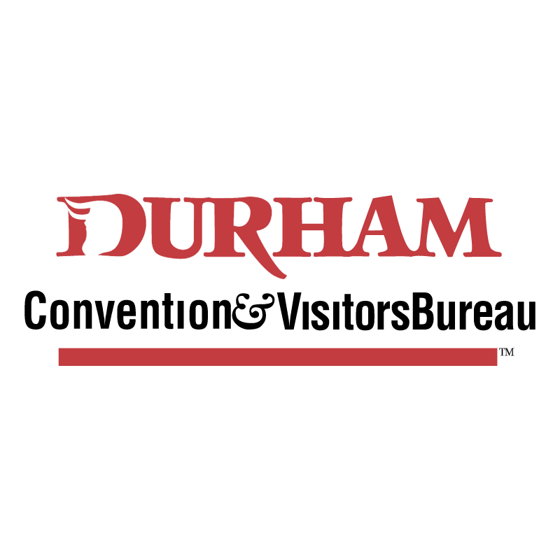Durham Convention & Visitors Bureau vector