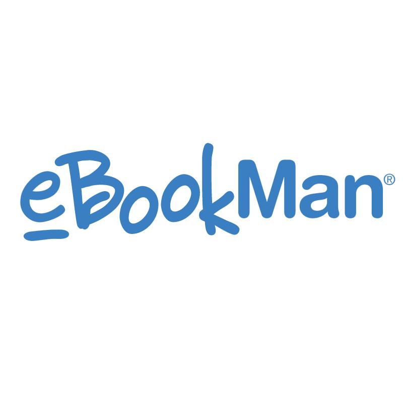 eBookMan vector