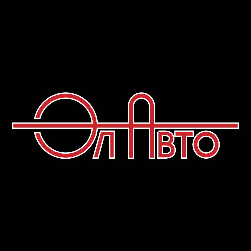 El Avto vector logo