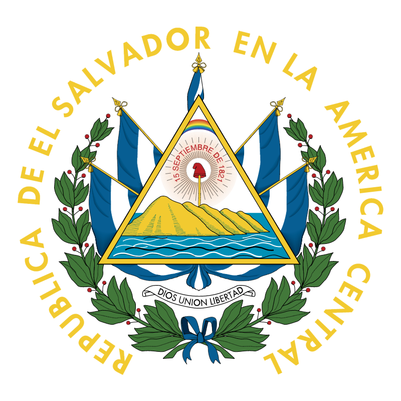 El Salvador vector