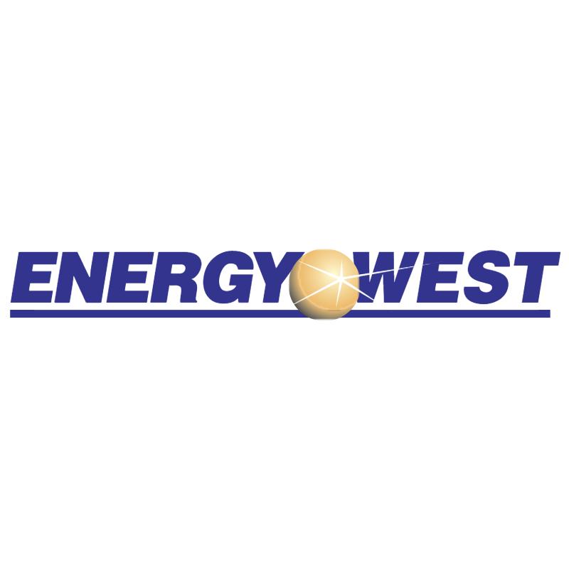 Energy West vector