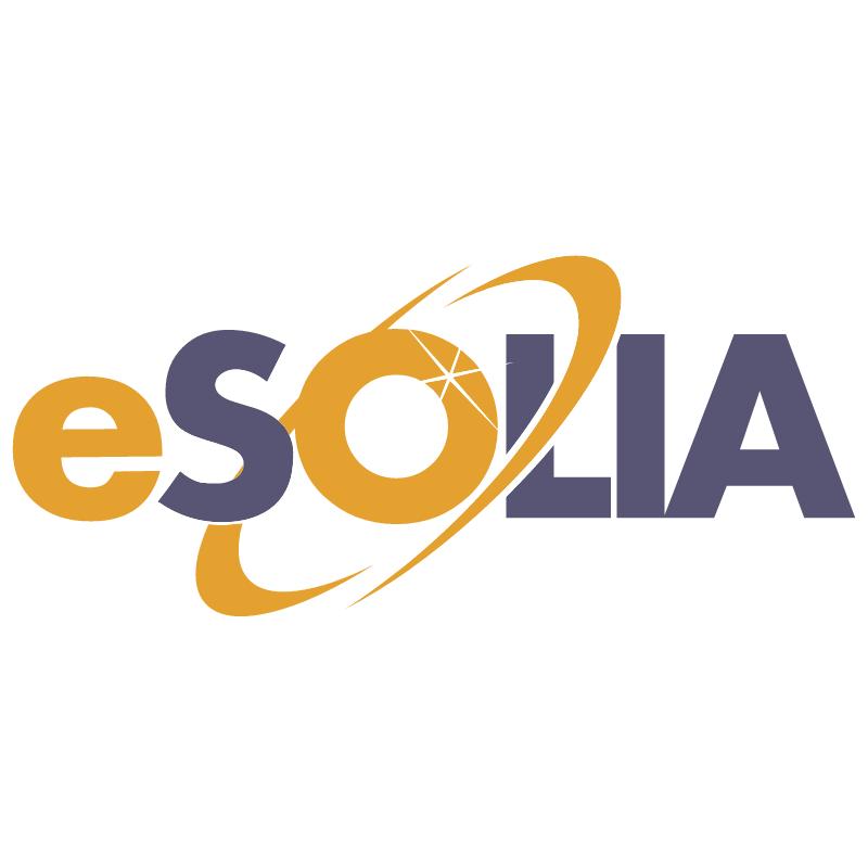 eSolia vector logo