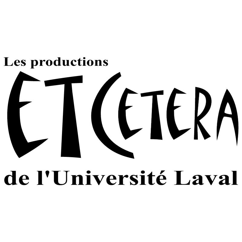 Et Cetera vector logo