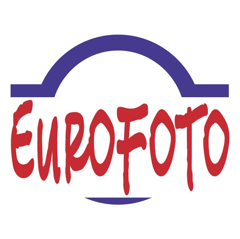 Euro Foto vector