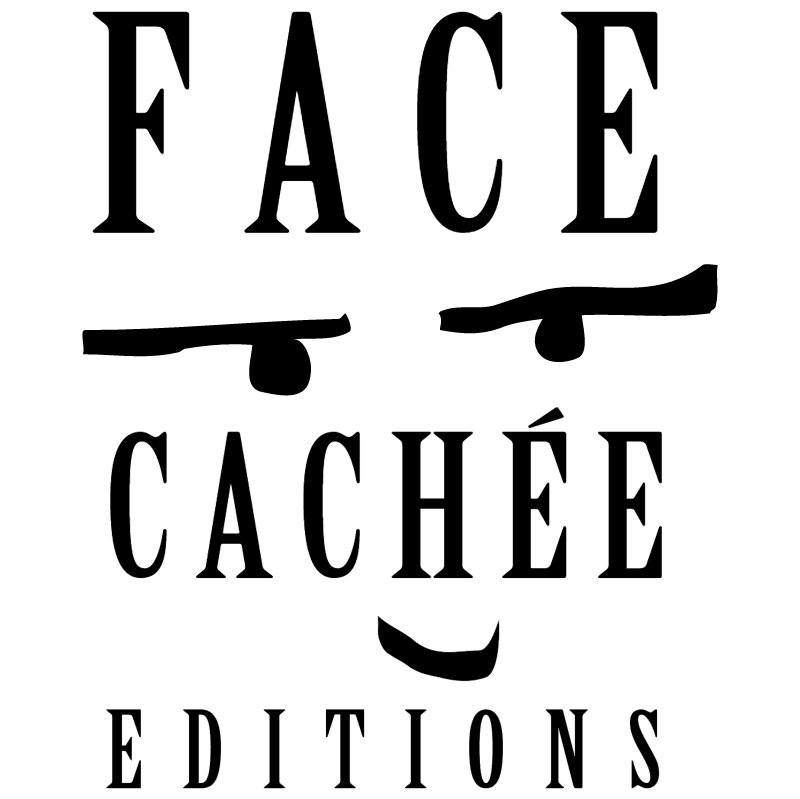 Face Cachee Editions vector