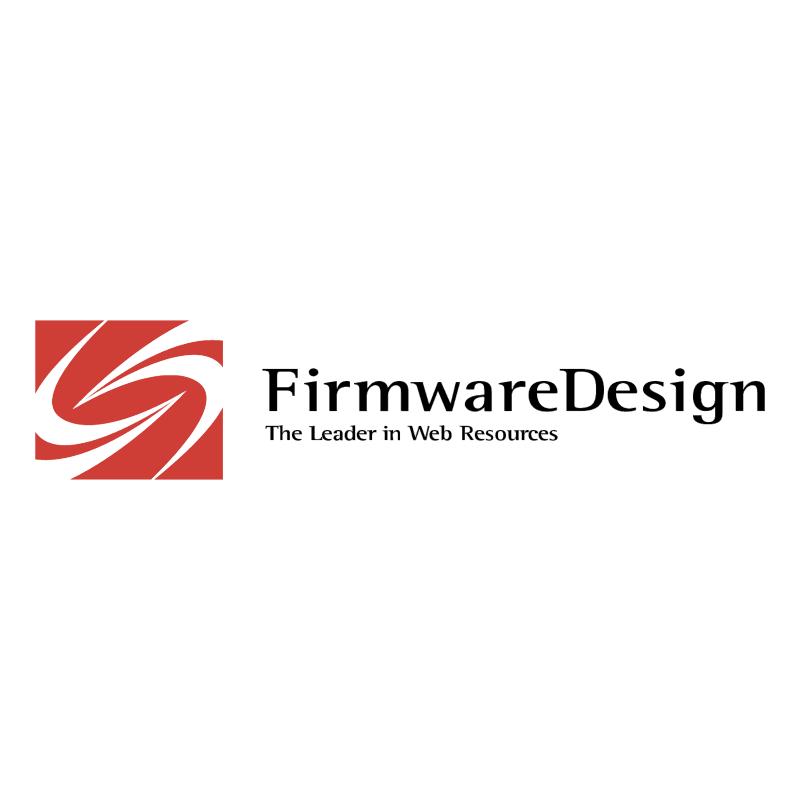Firmware Design vector
