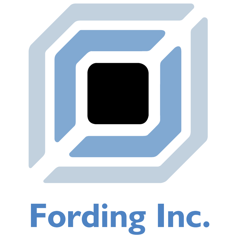 Fording Inc vector logo