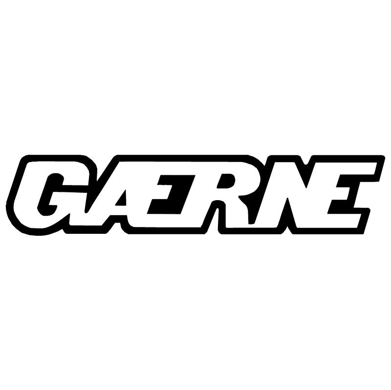 Gaerne vector logo