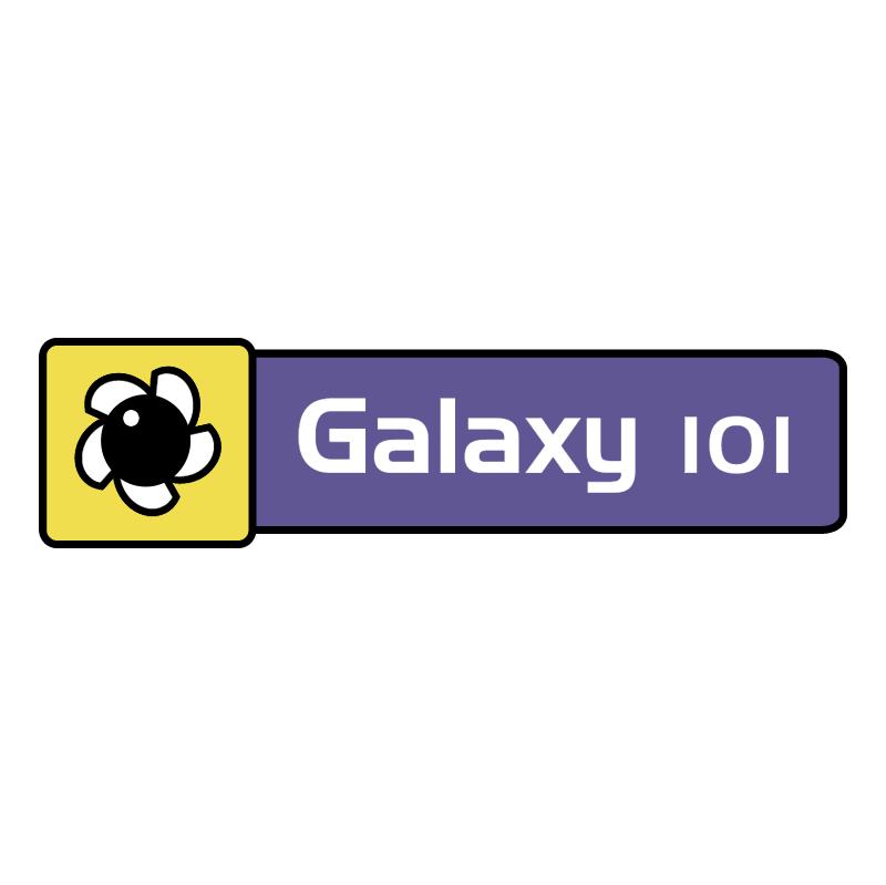 Galaxy 101 vector
