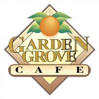 Garden Grove Cafe vector
