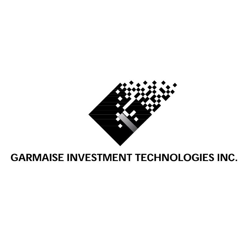 Garmaise Investment Technologies vector logo