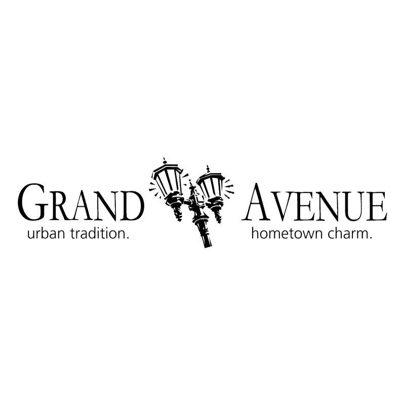 Grand Avenue vector