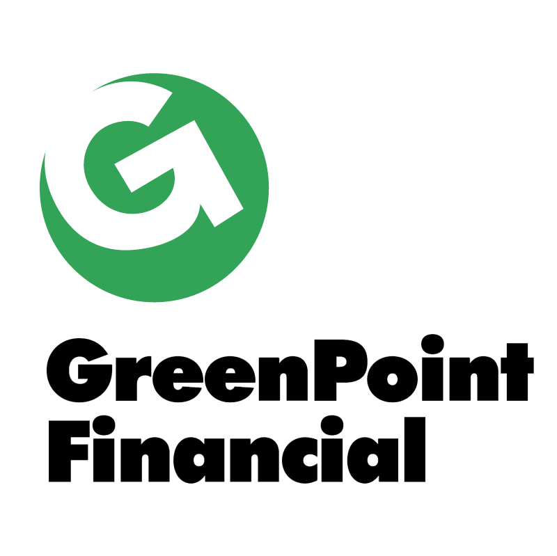 GreenPoint Financial vector