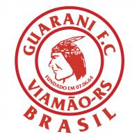 Guarani Futebol Clube de Viamao RS vector