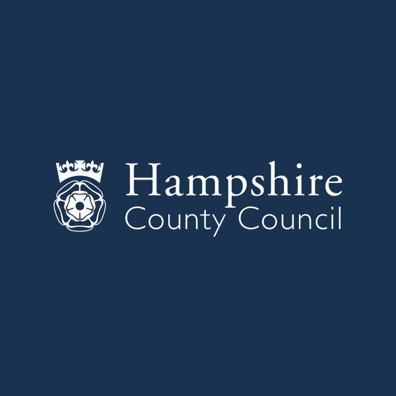 Hampshire County Council vector