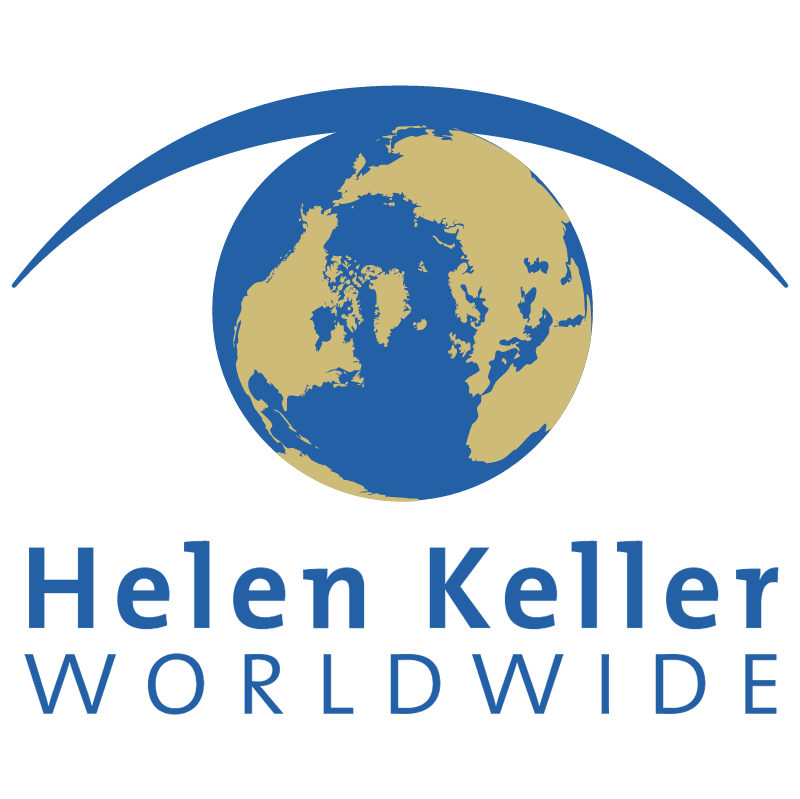 Helen Keller Worldwide vector