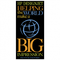 HP DesignJet vector
