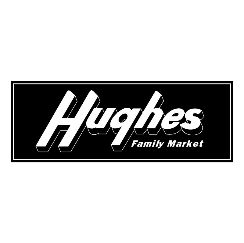 Huqhes vector logo