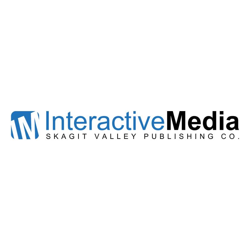 Interactive Media vector