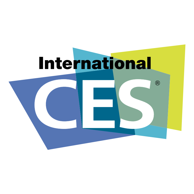 International Consumer Electronics Show vector