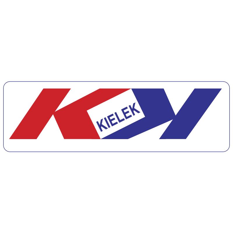 Kielek vector logo