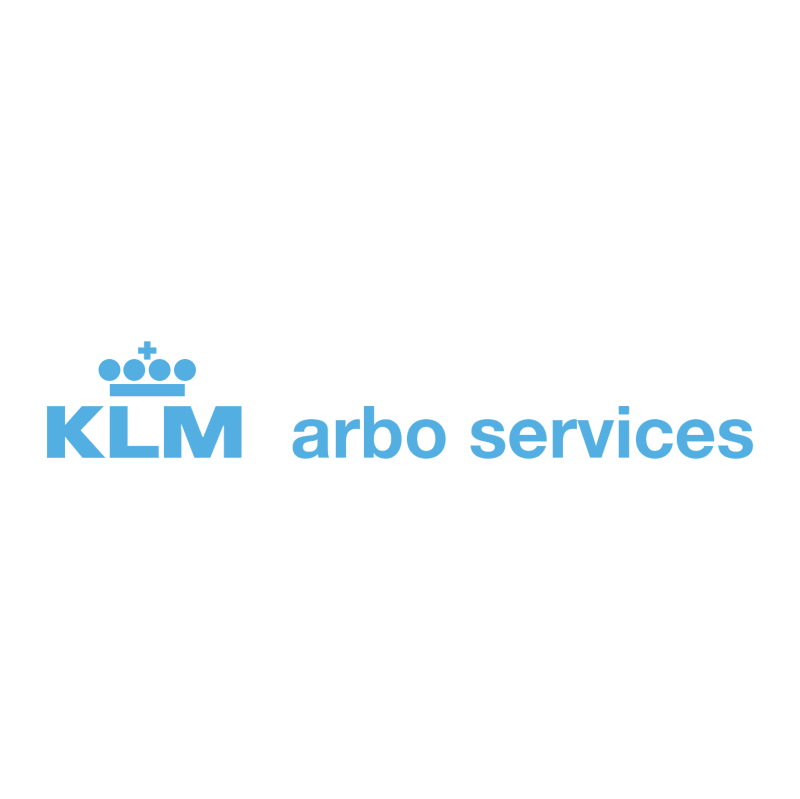 KLM Arbo Services vector