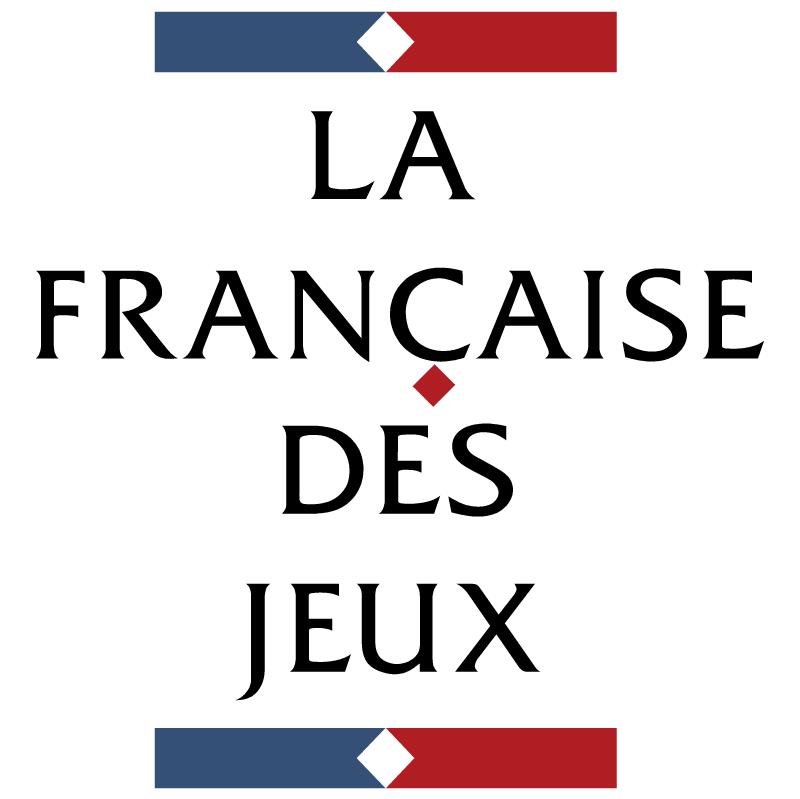 La Francaise des Jeux vector logo