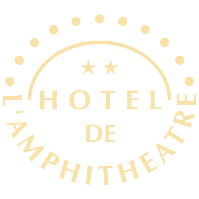 LAmphitheatre Hotel vector