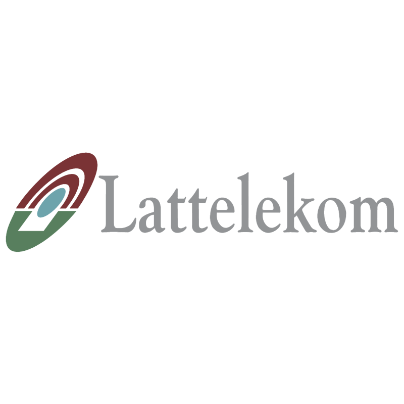 Lattelekom vector