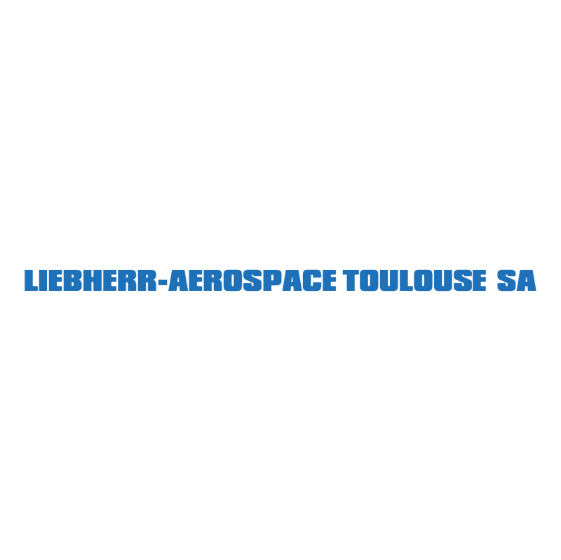 Liebherr Aerospace Toulouse vector