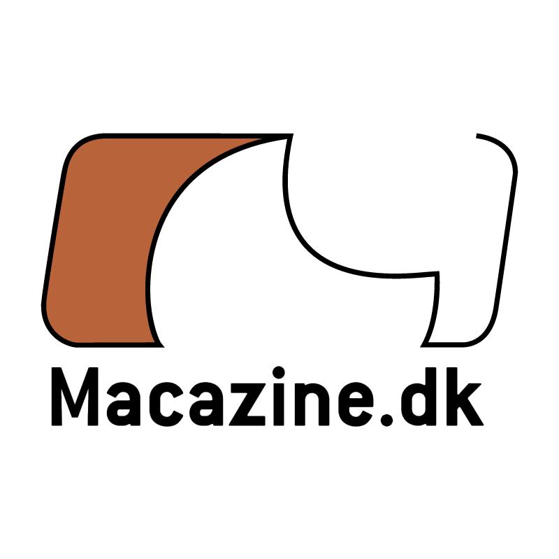 Macazine dk vector