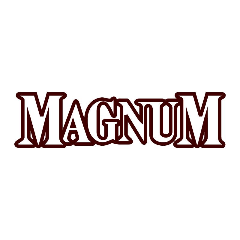 Magnum vector logo